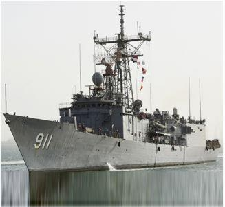 Egyptian Warships, Fighter Jets Arrive in Bahrain for Joint Drill