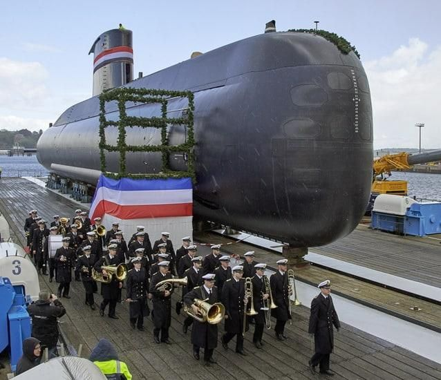 Fourth new Egyptian Type 209 submarine to arrive in 2021
