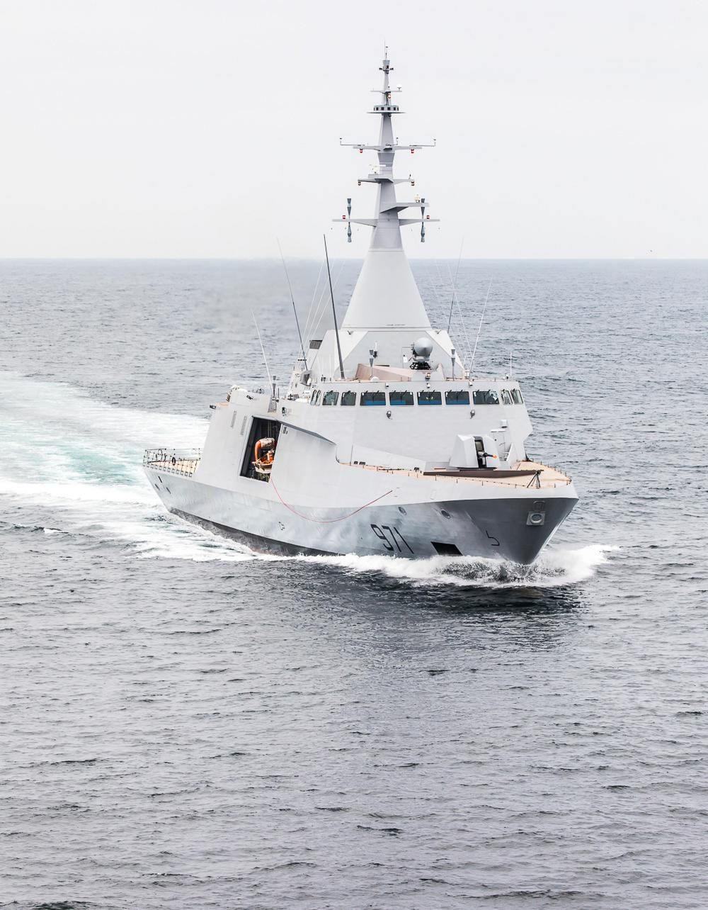 Naval Group first Gowind 2500 corvette to Egyptian Navy