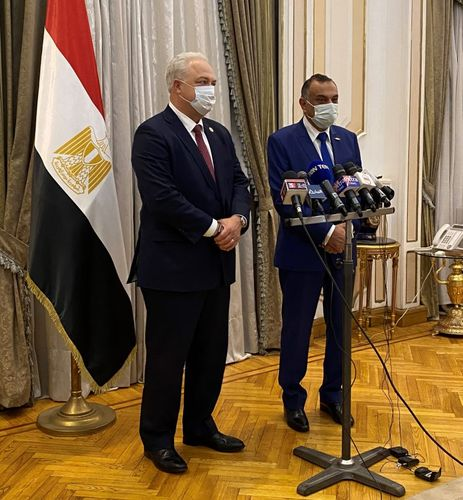 AM General Signs Memorandum of Understanding with Egyptian Ministry of Military Production to Establish a Strategic Automotive Partnership