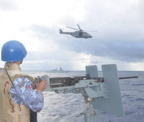 Egypt, UK, Italy Conclude Joint Drills in Mediterranean Sea