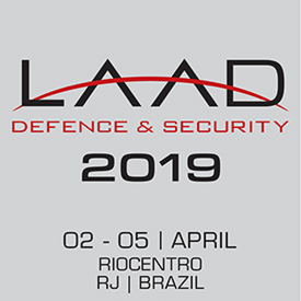 EDEX team attend LAAD Expo in Rio de Janeiro