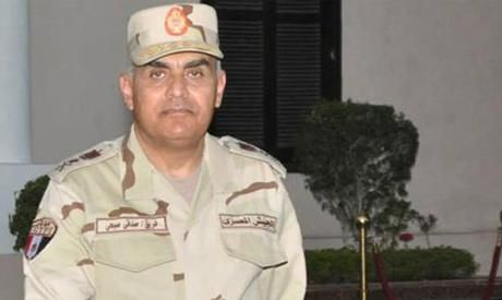 Egypt's defence minister stresses strong US-Egyptian ties in meeting with congressmen