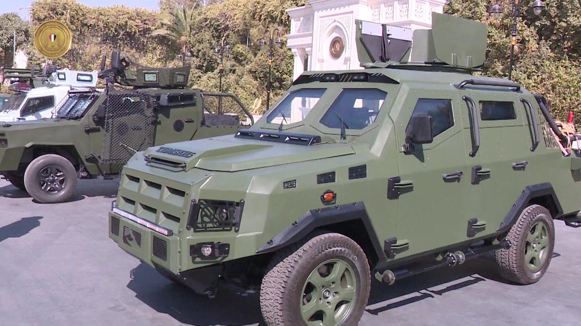 Egypt unveils another Temsah APC model (defenceWeb)