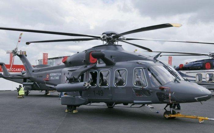Italy reveals Leonardo helo sales to Egypt