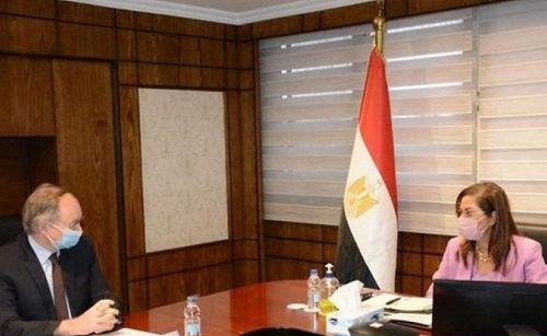 Egypt, EU discuss enhancing joint relations