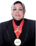 Panellist -Dr Dina Shokry