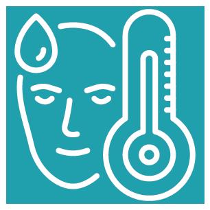 Daily temperature checks