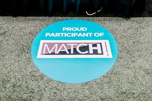 Match for exhibitors