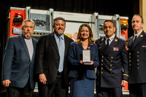 2019 Ray Downey Courage and Valor Award