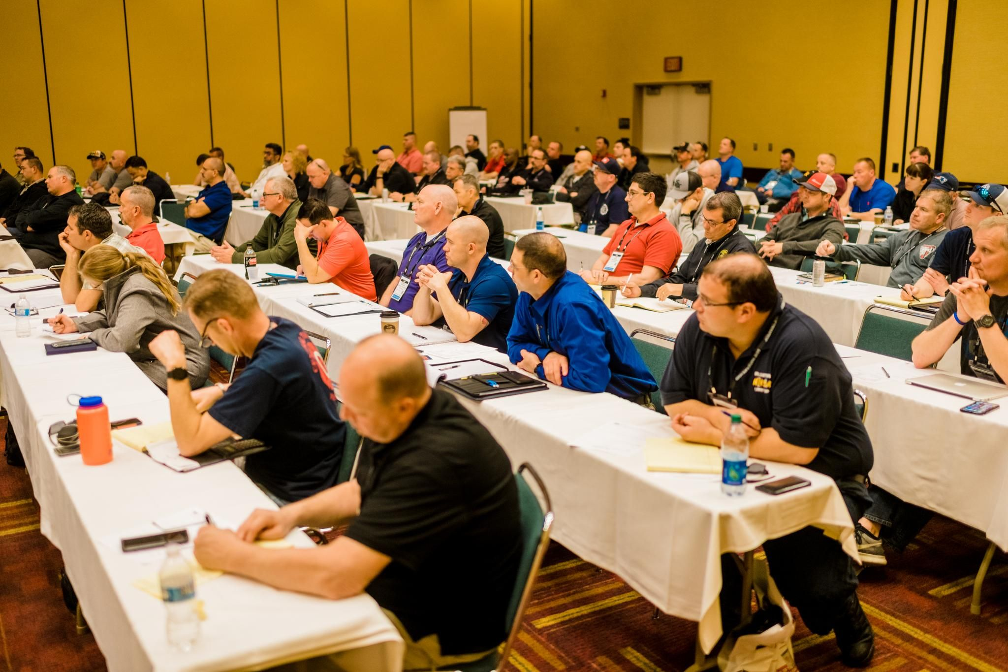 Department of Defense (DoD) Fire & Emergency Services (F&ES) Certification Program Town Hall