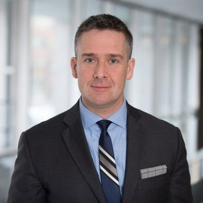 Patrick Judge