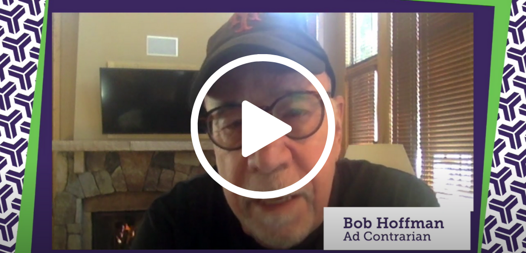 Session teaser: Bob Hoffman