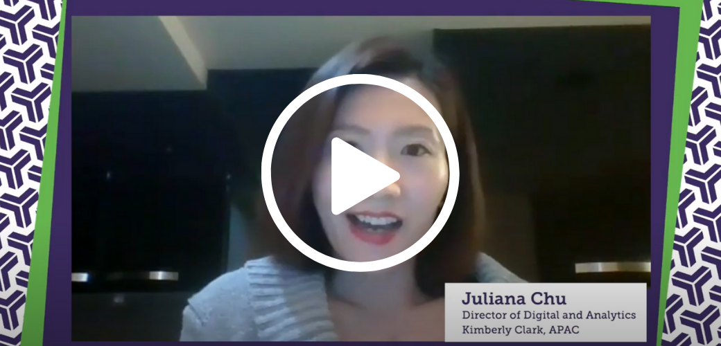 Session teaser: Juliana Chu