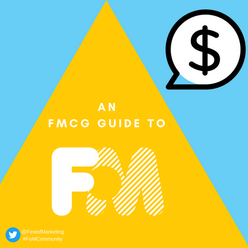 An FMCG guide to Festival