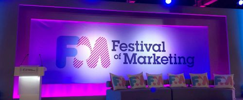Festival of Marketing 2018 Round Up