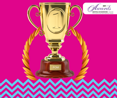 Festival of Marketing takes home PPA Award