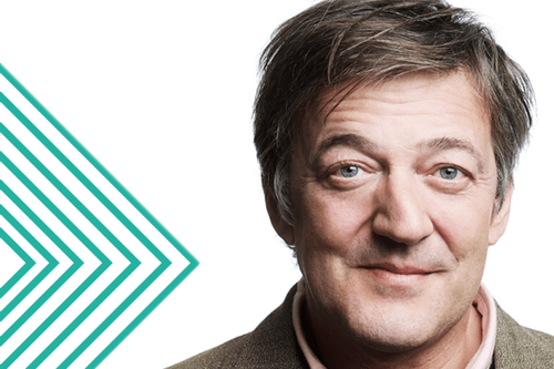 Stephen Fry to open Festival of Marketing 2017