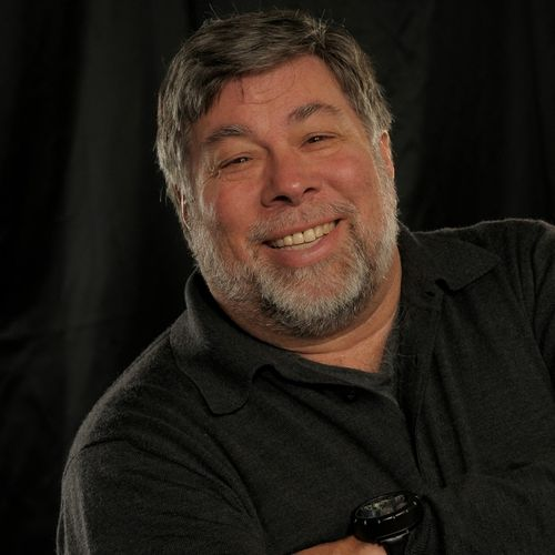 Steve Wozniak to headline the Festival