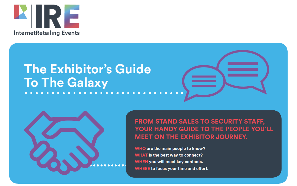 The exhibitor's guide to the galaxy