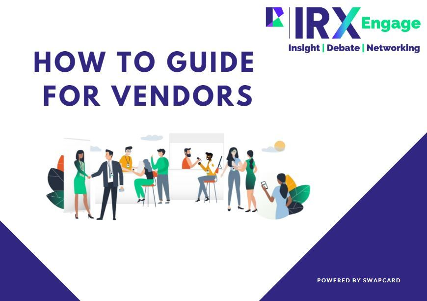 How to guide for vendors