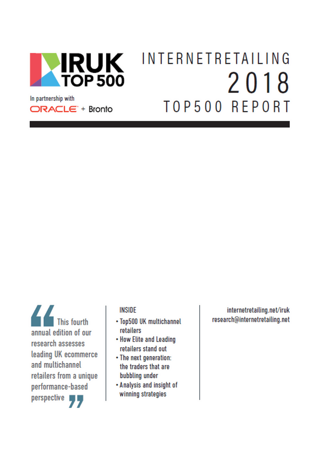 IRX and EDX speakers come out on top in latest IRUK Top500 Ranking