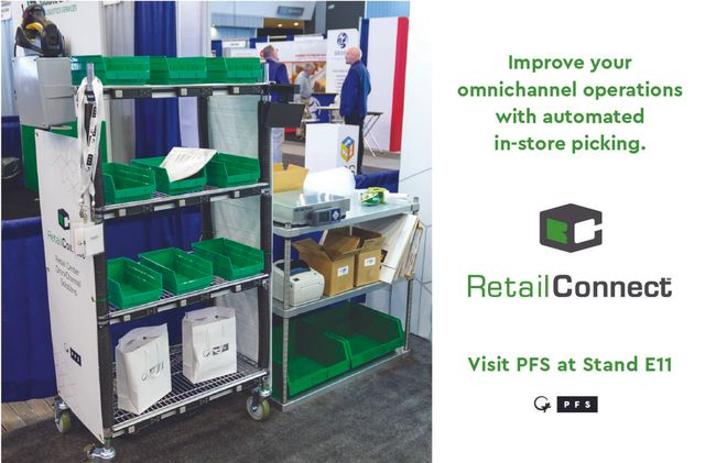 Fulfilment tech that optimises existing store space available for pilot in the UK