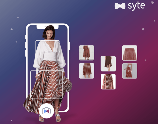 Syte Reinvents Product Discovery: Text and Visual Search in One Search Bar