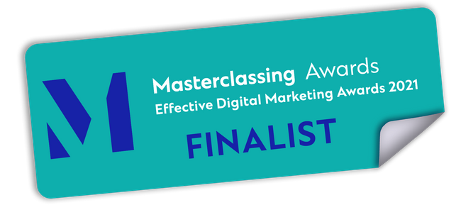 Most Effective Data & Analytics Campaign: Mapp nominated alongside The Entertainer as finalist in Masterclassing Awards