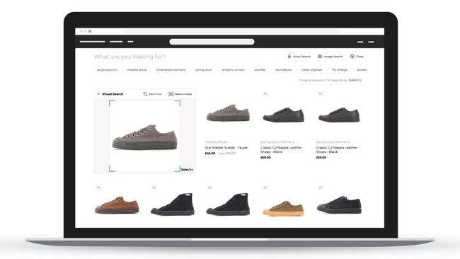 Salesfire Leads the Way with Visual Search Innovation