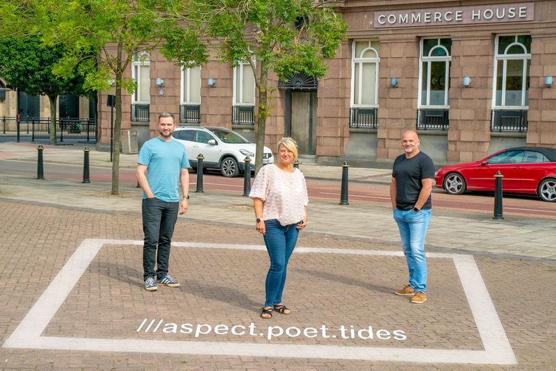 Aero Tie Up With What3Words To Ensure Accurate Online Purchase Deliveries