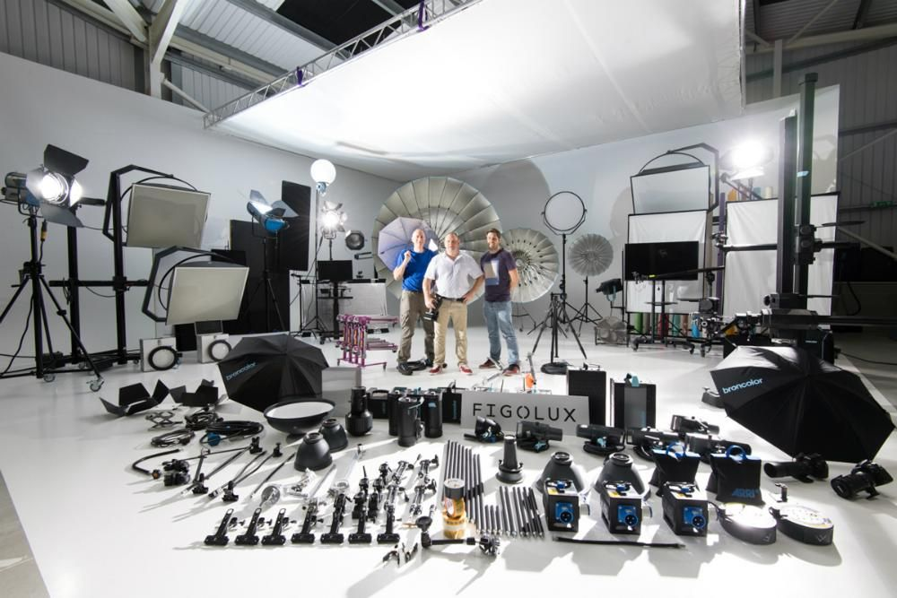 Figolux to showcase the PhotoRobot at IRX