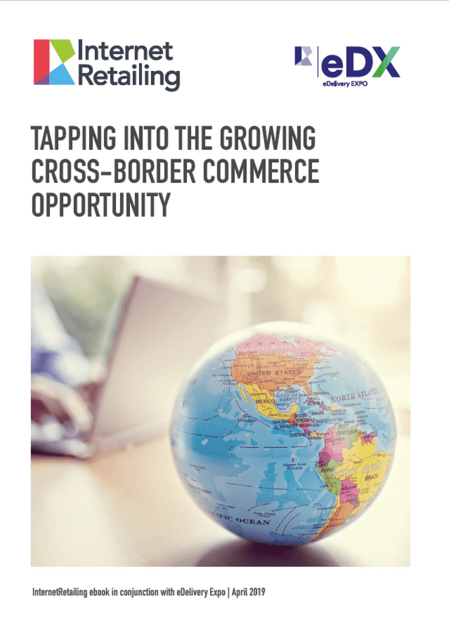 Tapping into the growing cross-border commerce opportunity