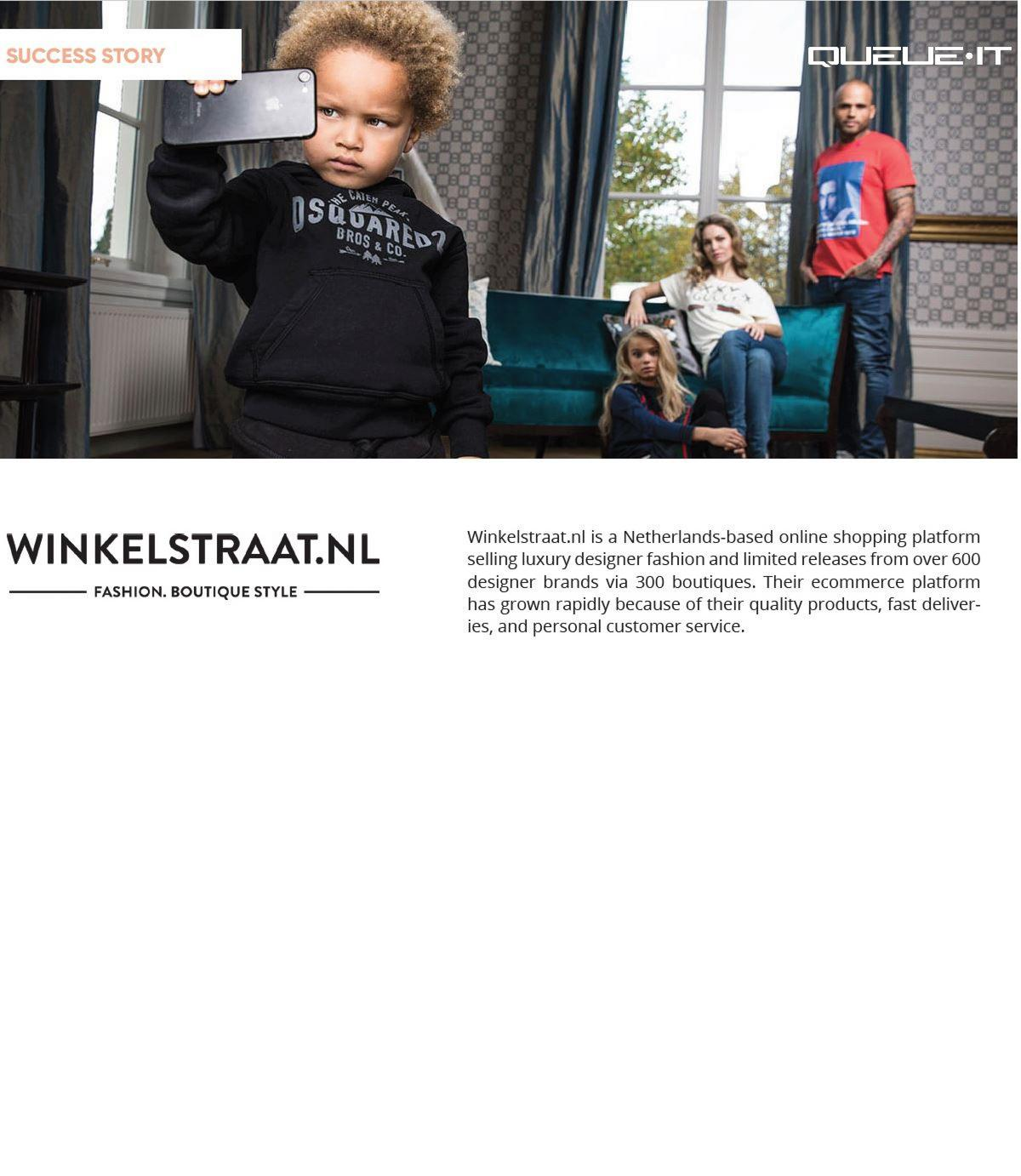 Winkelstraat success story