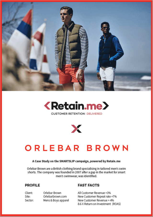 Orlebar Brown case study