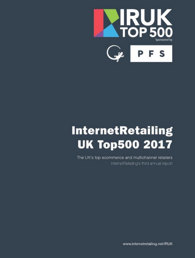 1/3 of IRX and EDX speakers claim top spots in the 2017 IRUK Top500 Report