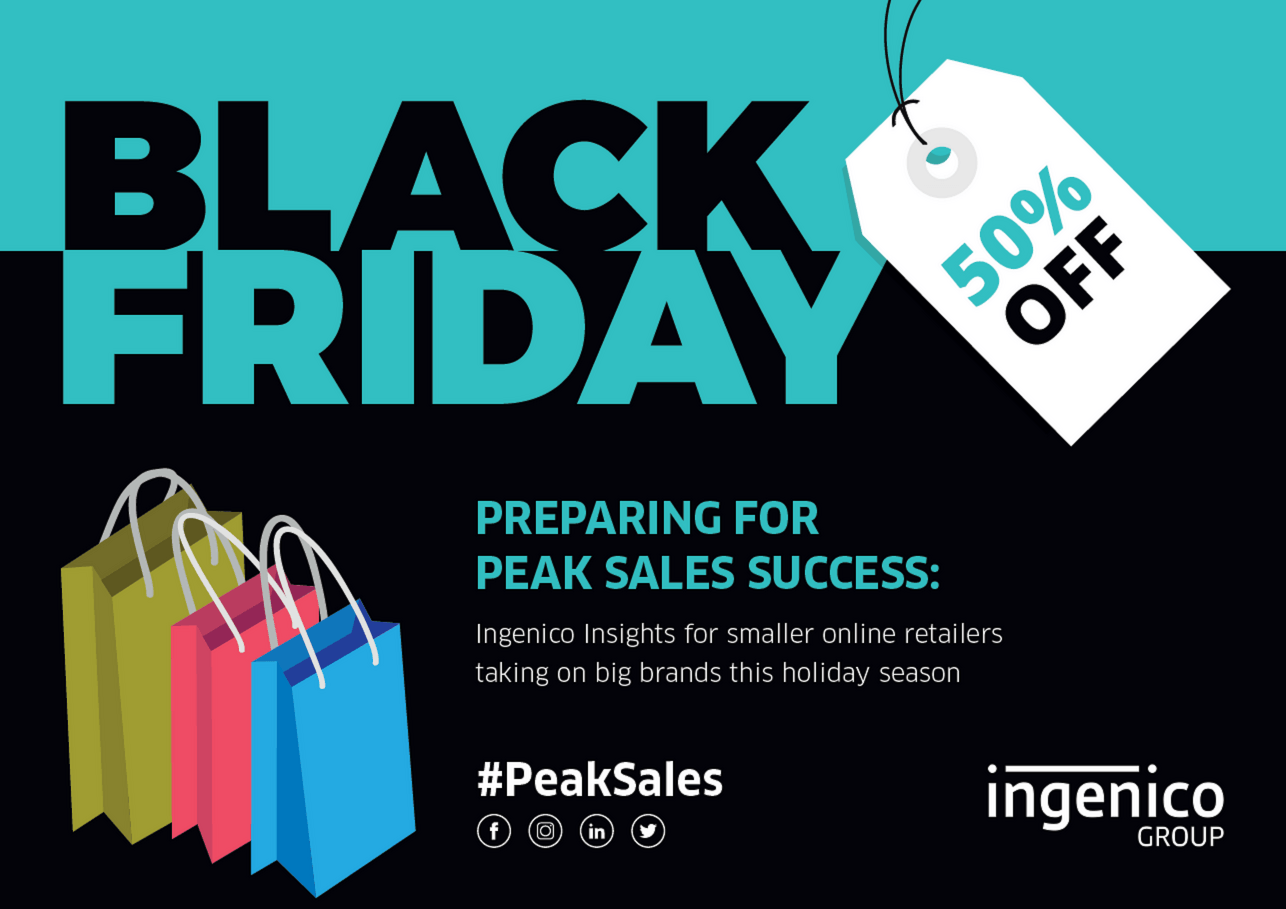 Black Friday: preparing for peak sales success