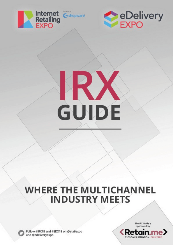 Download the IRX 2018 Show Guide