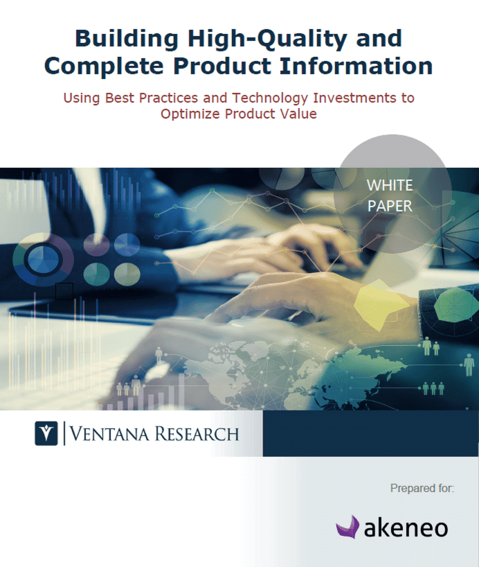 Building high-quality and complete product information