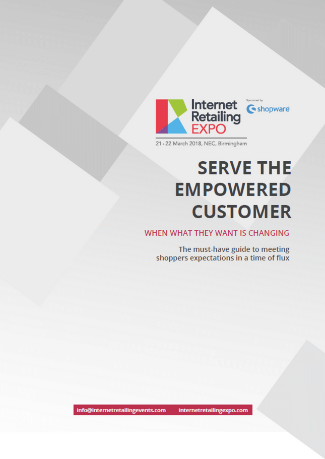eBook: How to serve the empowered customer, when what they want is changing