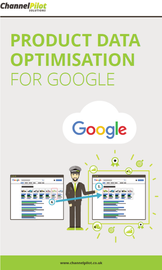 Product data optimisation for Google