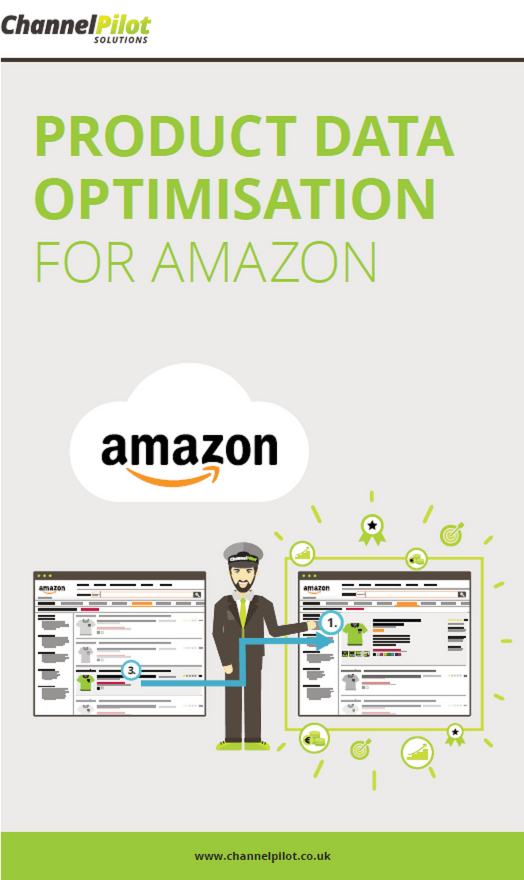 Product data optimisation for Amazon