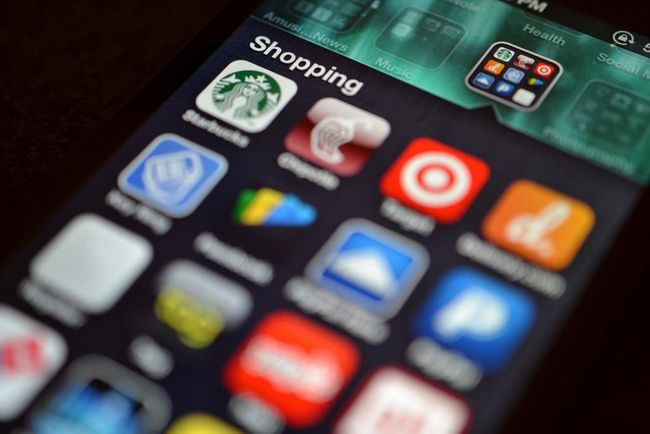 Shoppers spend '18bn via smartphones in 2017, with the UK leading the way