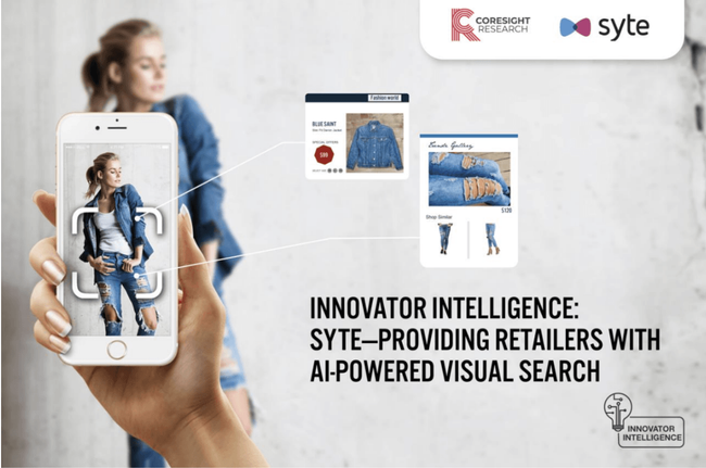 Innovator Intelligence: Syte ' Providing Retailers With AI-Powered Visual Search