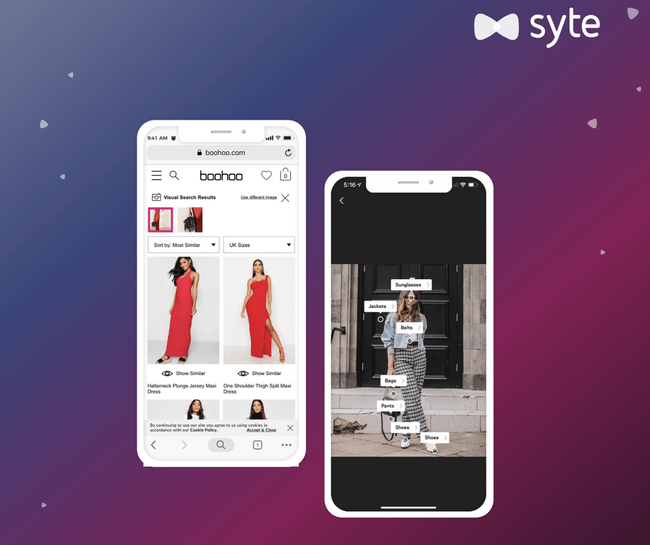 The 5 Best Case Studies for Visual  Search