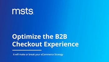 WEBINAR: Optimize the B2B Checkout Experience: It Will Make or Break Your eCommerce Strategy