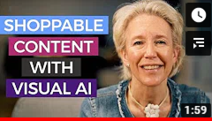 Shoppable Content with Visual AI- Syte