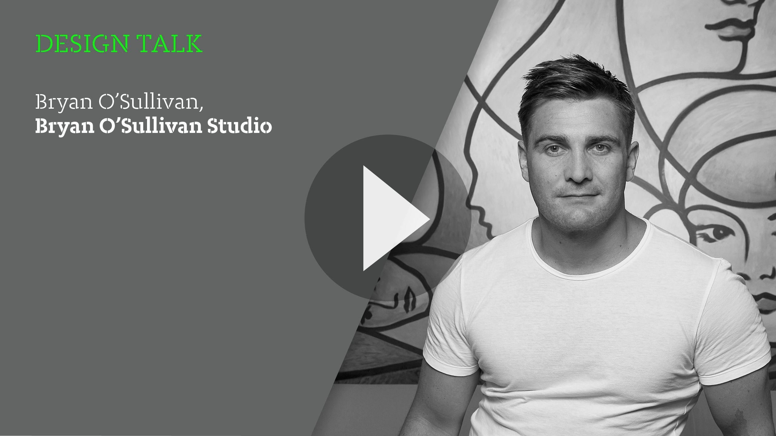 Breaking through: Bryan O'Sullivan