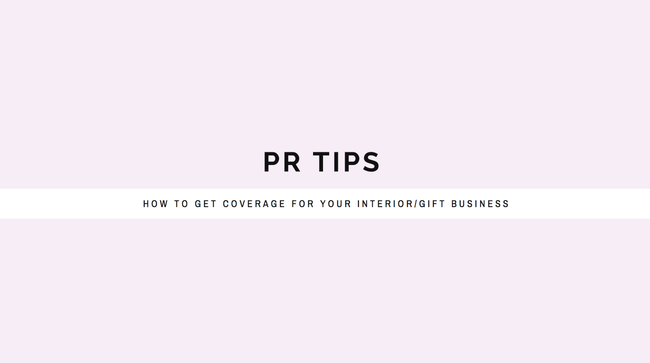 The 5 essential steps to securing great PR for your brand