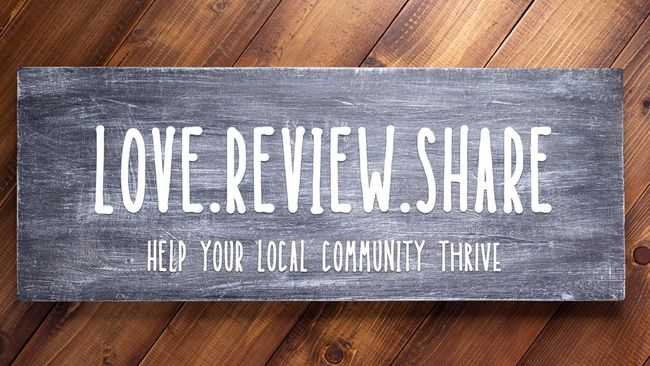 Forma House supports small business with the launch of #LoveReviewShare